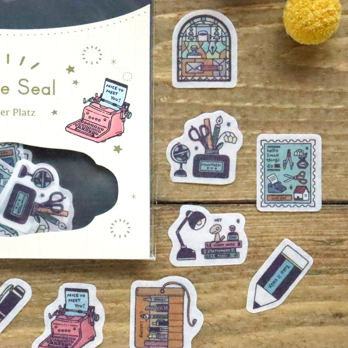 Flake Stickers - Stationery