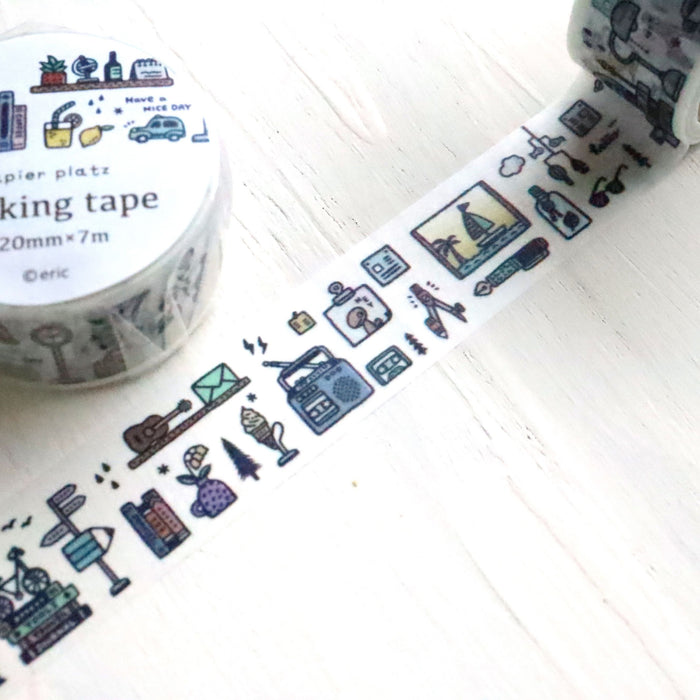 Washi Tape - One Day