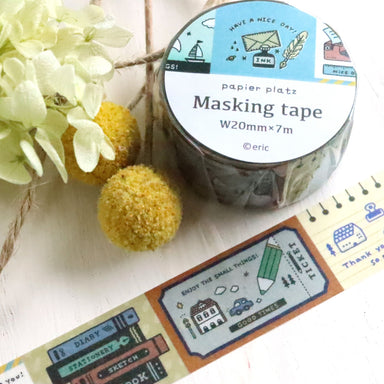 Washi Tape - Memories