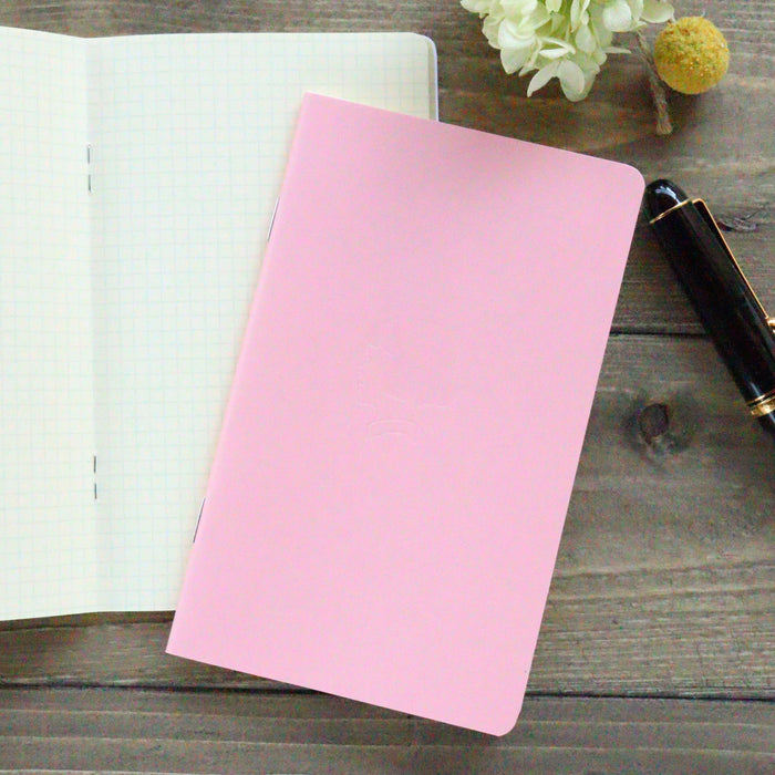 Pocket Notebook - Pink