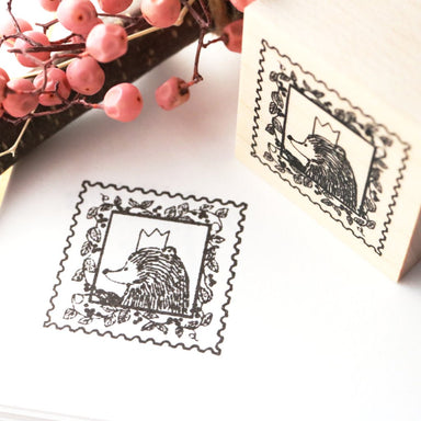 Rubber Stamp - Bear Stamp