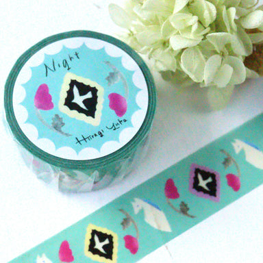 Washi Tape - Night