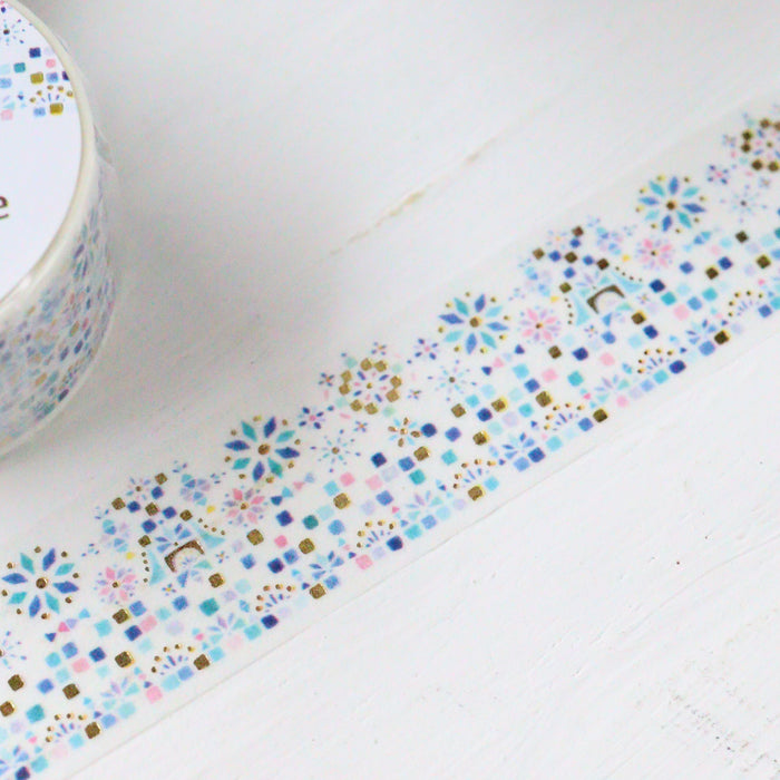 Washi Tape - Blue Stars