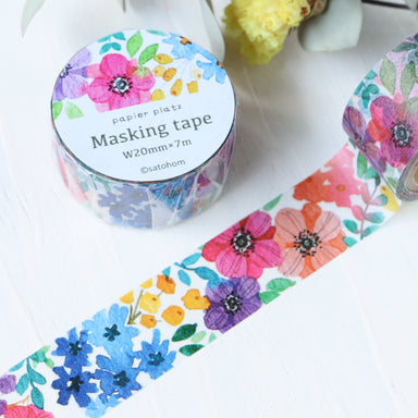 Washi Tape - Botanical