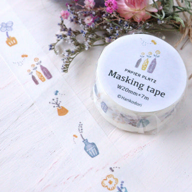 Washi Tape - Flowers
