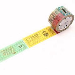 mt fab Washi Tape - Ticket MTDP1P02