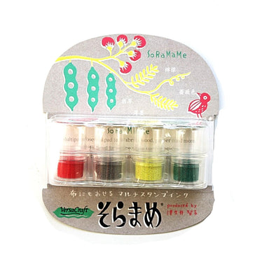 Soramame Stamp Ink - Yoyo