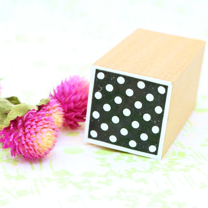 Rubber Stamp - Dot