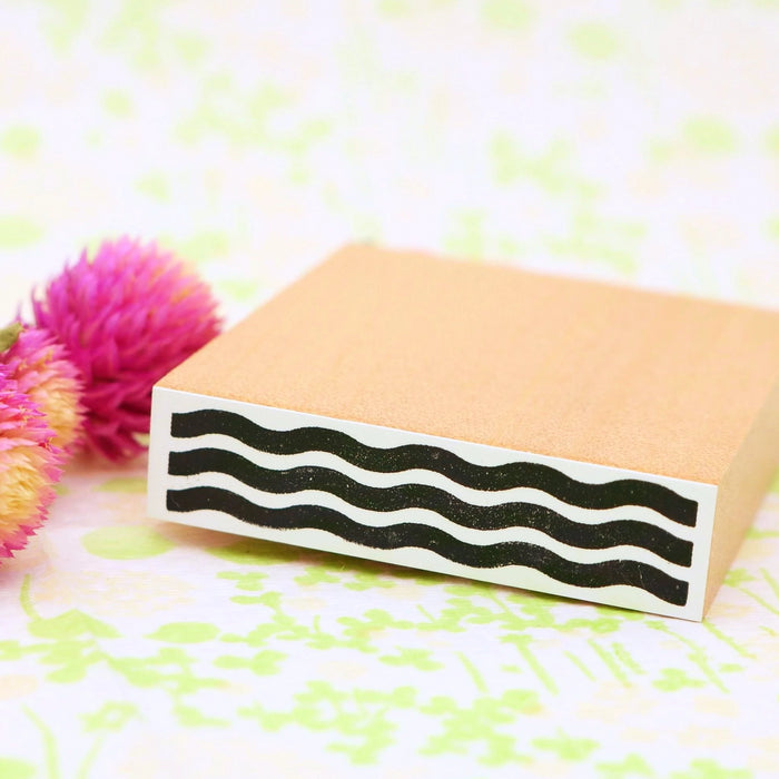 Rubber Stamp - Rectangle