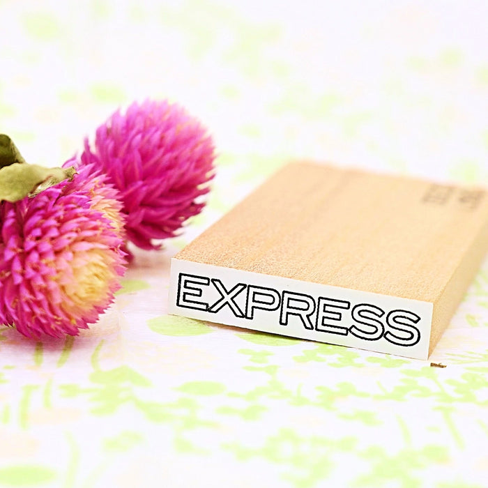 Rubber Stamp - Express
