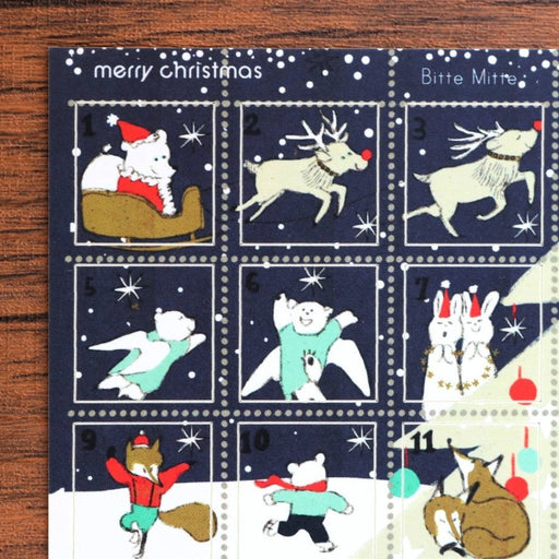 momoro Planner Stickers - Christmas Time