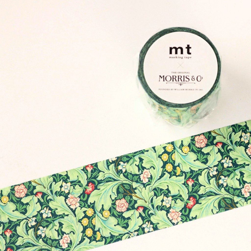 mt x William Morris Washi Tape - Leicester MTWILL09