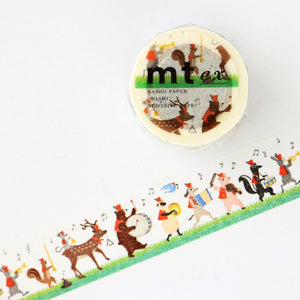 mt Music Band Washi Tape, MTEX1P89