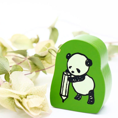 Panda Stamp - Writing