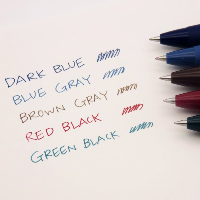 [REFILL INK] SARASA CLIP Pen - Vintage Colors