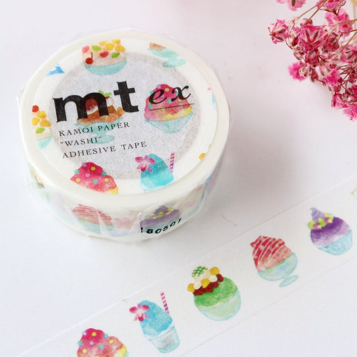 Washi Tape - Ice Shavings