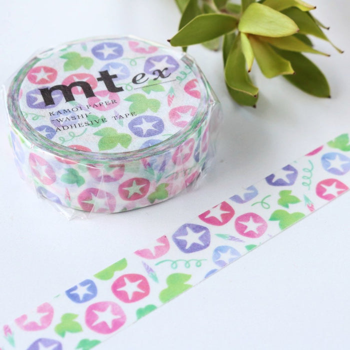 Washi Tape - Morning Glory