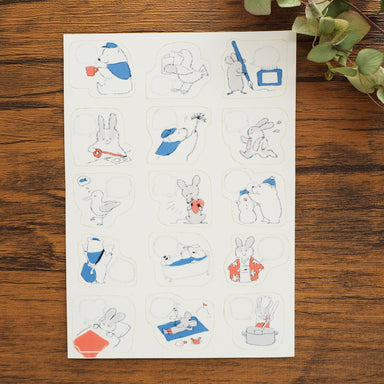 momoro Planner Stickers - Mr. Postman