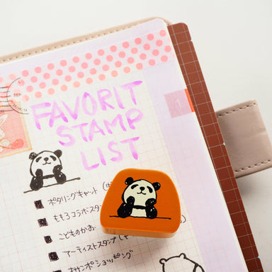 Panda Stamp - Dream