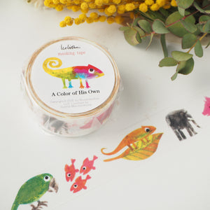 Leo Lionni Washi Tape - A Color of His Own