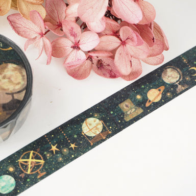 Muumegu Washi Tape - Planet