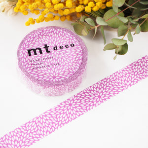 mt Washi Tape - Chrysanthemum MT01D414