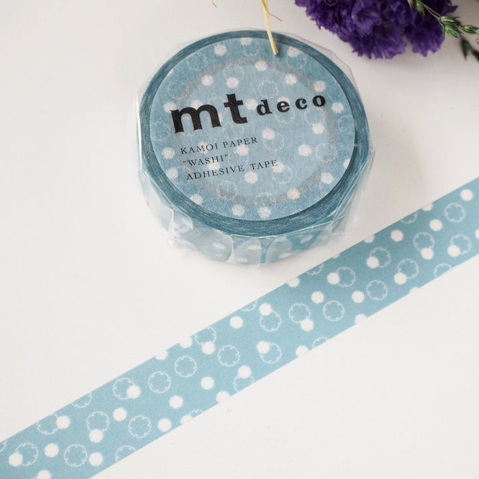 mt Washi Tape - Snow Flakes MT01D416