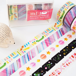 10th Anniversary Limited Edition mt Washi Tape