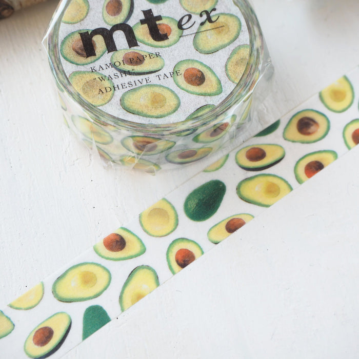 Washi Tape - Avocado