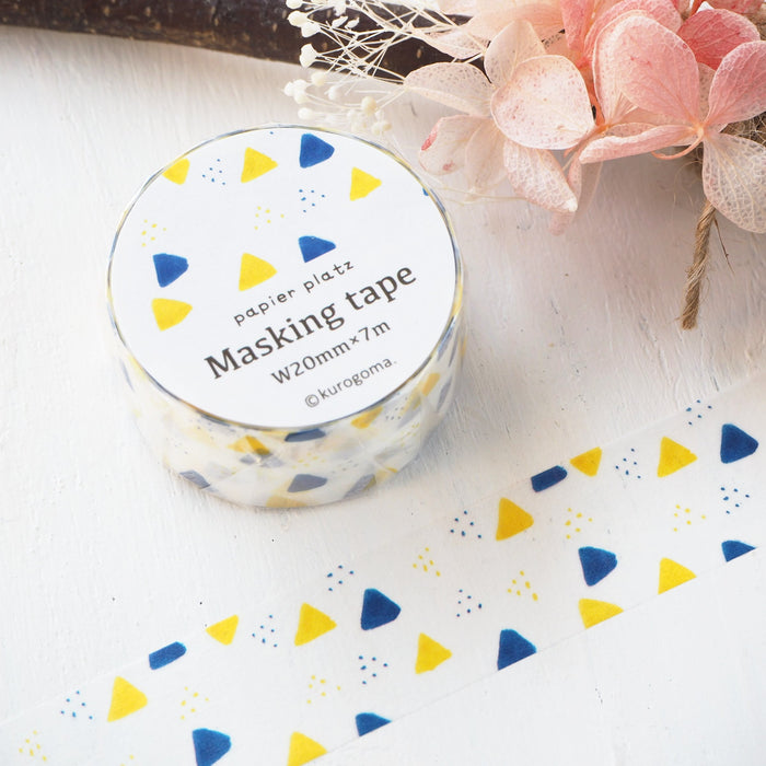 Washi Tape - Triangles
