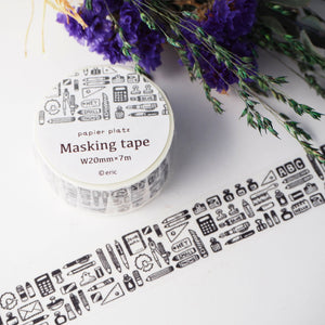 eric Washi Tape - Stationery