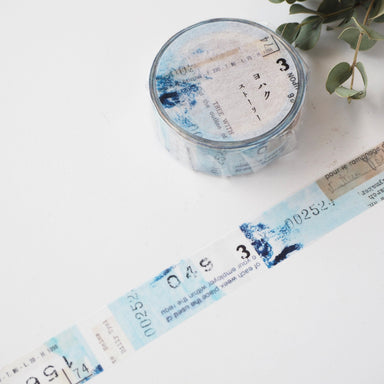 Yohaku Collage Washi Tape - Story