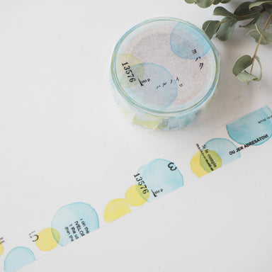 Washi Tape - Spring Colors