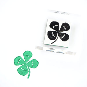 GENRO Rubber Stamp - Clover