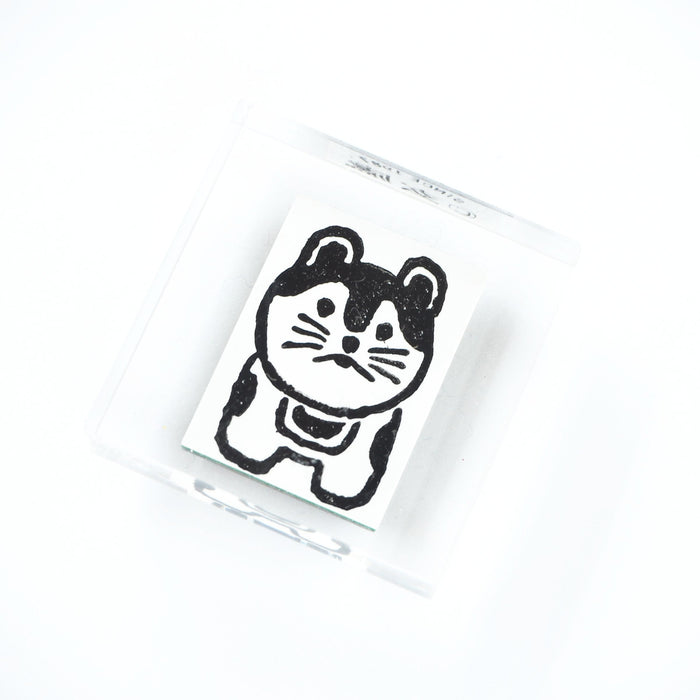 Rubber Stamp - Inuhairko