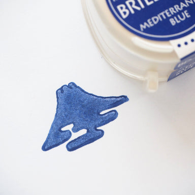 Brilliance Stamp Ink - Mediterranean Blue