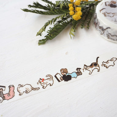 Washi Tape - Cats