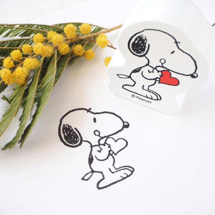 Snoopy Stamp - Love