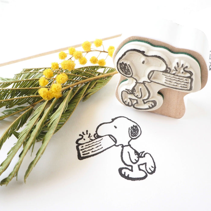 Snoopy Stamp - Take a Walk