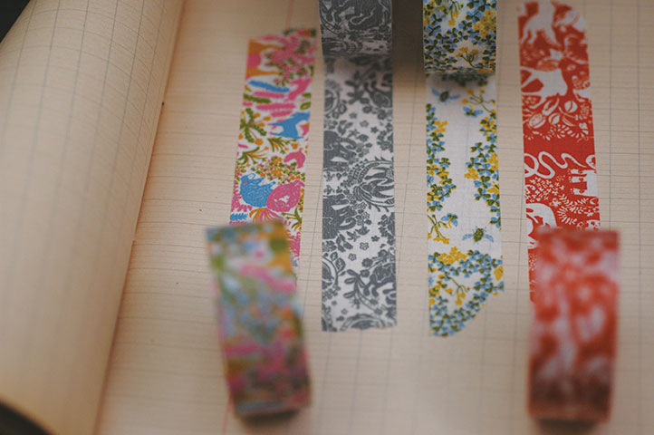 Washi Tapes - Forest