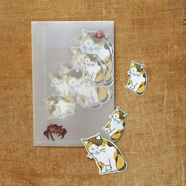 Classiky Cats Flake Stickers 29811-04