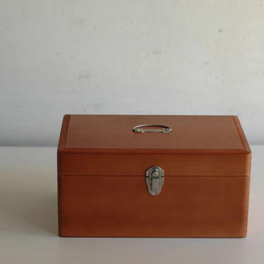 First-Aid Wood Box - Large