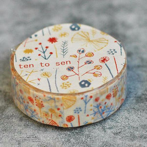 Classiky Washi Tapes, 26534-04