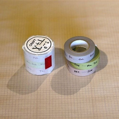 Classiky Day Washi Tapes 45202-01