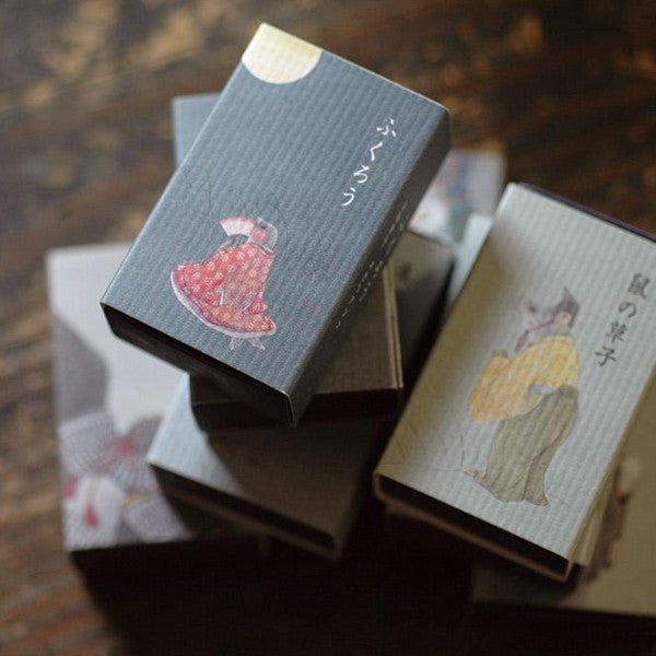 Mini Cards in Matchbox