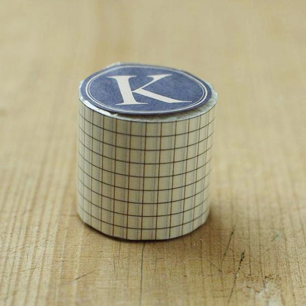 Classiky Blown Grid Washi Tape, 45019-19