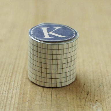 Classiky Blown Grid Washi Tape 45019-19