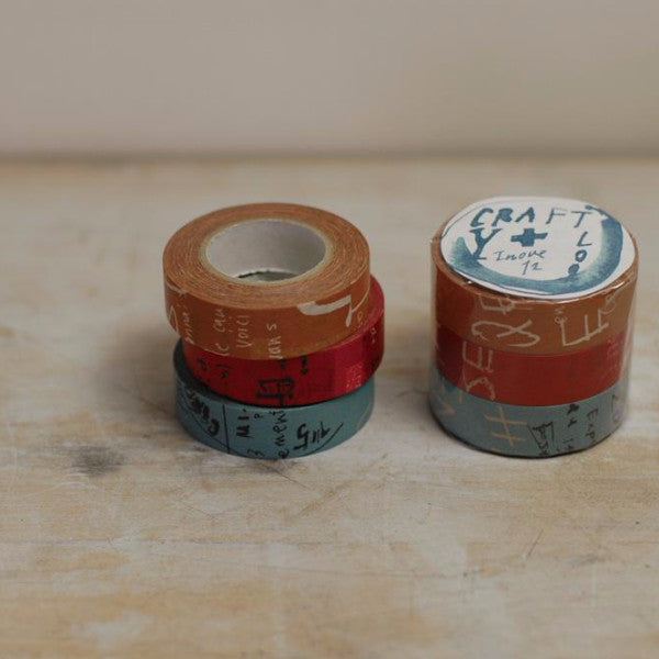 Classiky Graffiti Washi Tape, 45204-02