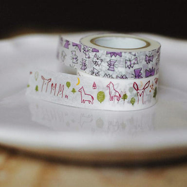 Classiky Forest and Butterfly Washi Tapes 29927-04