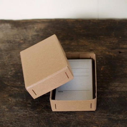 Classiky Small Paper Lid Box 45405-04